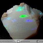 โอปอล (Ethiopian Opal) จากเอธิโอเปีย (2.95ct.)