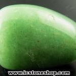 กรีนอะเวนจูรีน (Green Aventurine) ขัดมันขนาดพกพา (39g)