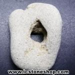 ▽โฮเลย์สโตน Holey Stone 1 รูทะลุผ่าน (10g)
