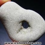 โฮเลย์สโตน Holey Stone 1 รูทะลุผ่าน (11g)