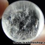 เคลียร์ควอตซ์ Clear Quartz ทรงบอล หินทรงกลม 2.1 cm