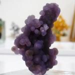 อาเกตพวงองุ่น Grape Agate พร้อมฐาน (23g)