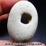 โฮเลย์สโตน Holey Stone 1 รูทะลุผ่าน (18g)