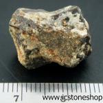 หินนางฟ้าหรือหินกางเขน จากมาดากัสการ์ (5.6g)