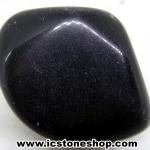 ออบซิเดียน (Obsidian)ขัดมันขนาดพกพา (8g)