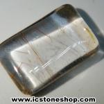 ▽=โปรโมชั่น= พลอยไหมทอง Golden Rutilated Quartz (8.50ct.)