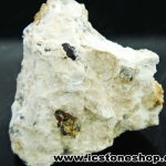 Clinohumite & Muscovite - Afghanistan (19g)
