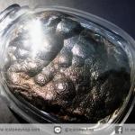 จี้เหล็กไหล 7 สี จากเขาอึมครึมเข้ากรอบอะคริลิคกันน้ำ (29g)