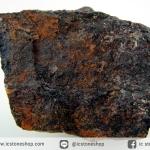 กระดูกไดโนเสาร์จากรัฐยูท่าห์ USA (Agatized Dinosaur Bone) (30.6g)