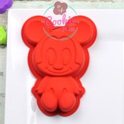 พิมพ์ปอนด์ซิลิโคน สำหรับทำเค้กวุ้น ลายมิกกี้ เมาส์ (Mickey Mouse)