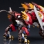 ZA (ZOIDS AGGRESSIVE) 1/100 Hayate Liger Action Figure(Pre-order) thumbnail 3
