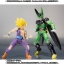 Dragon Ball Z - Perfect Cell - S.H.Figuarts - -Premium Color Edition- (Limited Pre-order) thumbnail 5