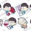Osomatsu-san - PitaColle Rubber Strap 8Pack BOX(Pre-order) thumbnail 1