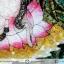 ▽[โปรโมชั่น] ภาพเทพเจ้าแม่กวนอิม ทำจากพลอยและหิน (ขนาดรวมกรอบ 41x51 นิ้ว.) thumbnail 5