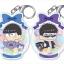 Pulish Osomatsu-san - Acrylic Keychain Present Balloon ver. Ichimatsu Jihen(Pre-order) thumbnail 1
