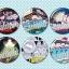 es Series nino Trading Badge Collection - Osomatsu-san vol.2 30Pack BOX(Pre-order) thumbnail 3