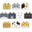 Nyanboard! - Nyanboard Rubber Magnet Set 10Pack BOX(Pre-order) thumbnail 1