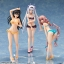 Shining Beach Heroines - Rinna -Swimsuit Ver.- 1/12 Pre-painted Assembly Figure(Pre-order) thumbnail 6