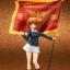 Girls und Panzer the Movie - Miho Nishizumi Senshado Zenkoku Koukousei Taikai Winning Flag Ver. 1/7 Complete Figure(Pre-order) thumbnail 2