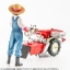 PLAMAX MF-21 minimum factory Minori with Honda Tiller F90 1/20 Plastic Model(Pre-order) thumbnail 3