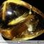 =โปรโมชั่น= พลอยไหมทอง Golden Rutilated Quartz (25.20ct.) thumbnail 3