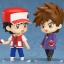 Nendoroid Pokémon Trainer Red & Green thumbnail 4