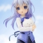 Is the order a rabbit?? - Chino (Cafe Style) 1/7 Complete Figure(Pre-order) thumbnail 7