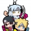 Rubber Mascot Buddy Colle - BORUTO -NARUTO THE MOVIE- Seichou shita Ore-tachi Dattebayo Hen 6Pack BOX(Pre-order) thumbnail 7