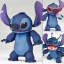 "Figure Complex MOVIE REVO Series No.003 ""Lilo & Stitch"" Stitch (Prototype No.626)(Pre-order) thumbnail 1"