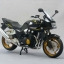 1/12 Complete Motorcycle Model CB1300 SUPER BOLD'OR (BLACK)(Pre-order) thumbnail 1