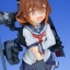 Kantai Collection -Kan Colle- Ikazuchi 1/7 Complete Figure(Pre-order) thumbnail 12