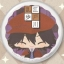 Koedarize Accessory Series - Bungo Stray Dogs Can Badge Collection 10Pack BOX(Pre-order) thumbnail 5