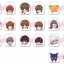 Toy'sworks Collection Niitengo Clip - Cardcaptor Sakura 10Pack BOX(Pre-order) thumbnail 1