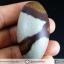 ▽ศิวลึงค์คัม หรือหินพระศิวะ หินศักดิ์สิทธิ์จากอินเดีย (5.7cm-73g) thumbnail 4
