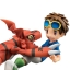 Digimon Tamers - Guilmon - Takato Matsuda - G.E.M. (Limited Pre-order) thumbnail 3
