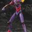 Rebuild of Evangelion - General-Purpose Humanoid Battle Weapon Android EVA-01 Awakened ver. 1/400 Plastic Model(Pre-order) thumbnail 8