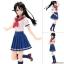 Pure Neemo Character Series No.99 High School Fleet - Mashiro Munetani Complete Doll(Pre-order) thumbnail 1