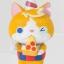 "PUTITTO series - PUTITTO ""Youkai Watch"" Cup no Fuchi de Party!! 8Pack BOX(Pre-order) thumbnail 6"