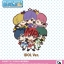 "Toy'sworks Collection Niitengo SisterS ""Osomatsu-san"" Rubber Strap (Set of 2)(Pre-order) thumbnail 2"