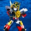 "D-Style ""The Brave Express Might Gaine"" Might Gaine Plastic Model(Pre-order) thumbnail 3"