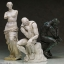 figma - The Table Museum: The Thinker Plater ver.(Pre-order) thumbnail 7