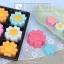 แม่พิมพ์ซิลิโคนถ้วย ดอกดาวกระจาย (เดซี่)5 CM 12 ชิ้น thumbnail 1