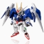 "NXEDGE STYLE [MS UNIT] 00 Gundam & 0 Raiser Set ""Mobile Suit Gundam 00""(Preorder) thumbnail 1"