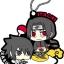 Rubber Mascot - NARUTO Shippuden Sasuke Special! 6Pack BOX(Pre-order) thumbnail 5