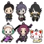 D4 Touken Ranbu Online - Rubber Strap Collection Vol.6 6Pack BOX(Pre-order) thumbnail 1