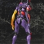 Rebuild of Evangelion - General-Purpose Humanoid Battle Weapon Android EVA-01 Awakened ver. 1/400 Plastic Model(Pre-order) thumbnail 3