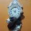 นาฬิกาเรซิ่นแขวนผนัง ประดับกุหลาบ และไวโอลิน thumbnail 1