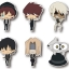 Blood Blockade Battlefront - TINY Rubber Strap 6Pack BOX(Released) thumbnail 1
