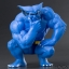 ARTFX+ - MARVEL UNIVERSE: Cyclops & Beast 2Pack 1/10 Easy Assembly Kit(Pre-order) thumbnail 10