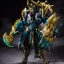 S.H. Figuarts Tamashii MIX - Monster Hunter: Jashin Kakusei Zinogre(Pre-order) thumbnail 5
